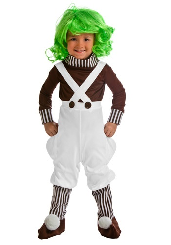 willy wonka costume for kids