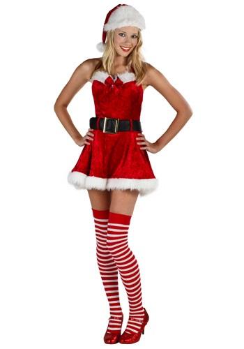 sexy christmas costume santa