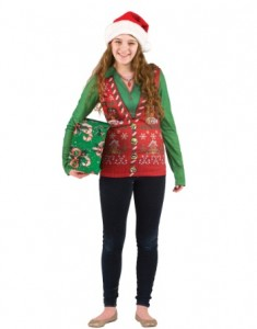 womens cheap ugly christmas sweaters