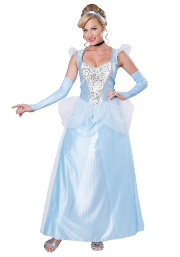 adult cinderella dress for women