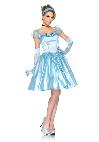 disney classic cinderella costume for adult women