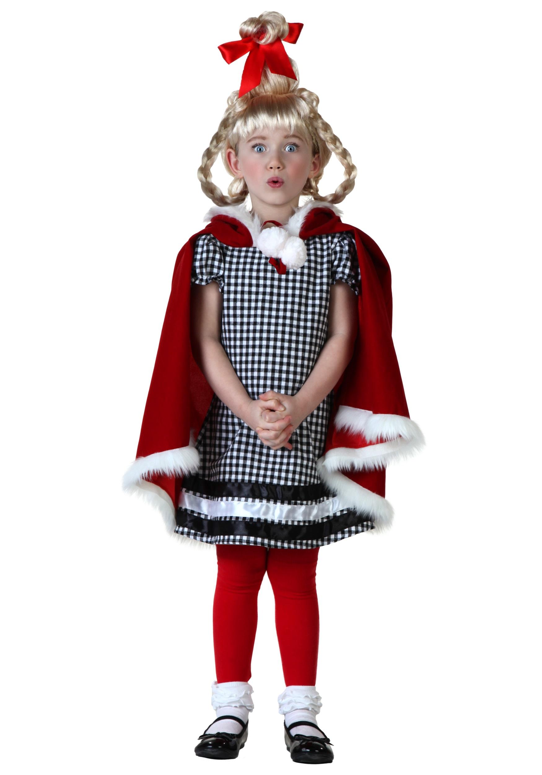 toddler cindy lou who