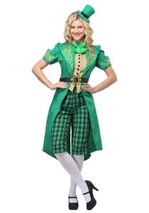 charming leprechaun costume