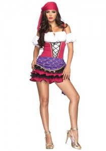 sexy gypsy costume