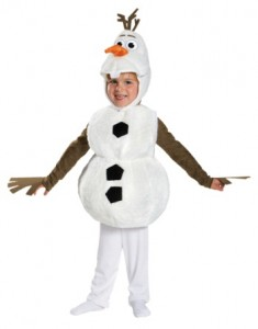 olaf frozen costume