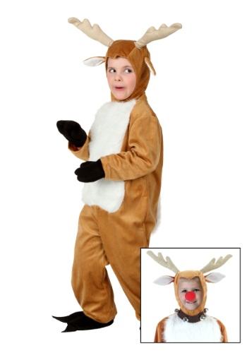 toddler reindeer costume