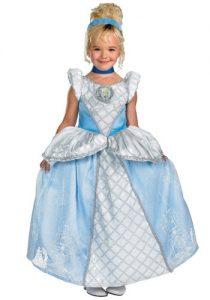 kids cinderella costume