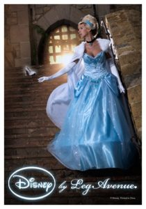 deluxe disney cinderella costume ball gown